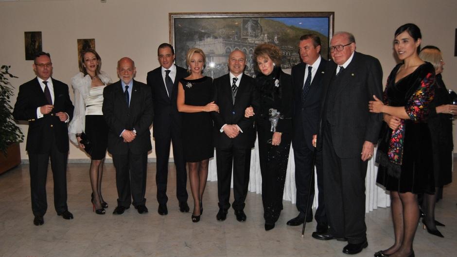 L'ambasciatore d'Italia nel Principato di Monaco, Antonio Morabito, Insignito dell'Onoreficienza Costantiniana