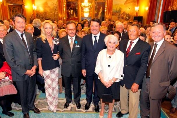 Decorato il Rappresentante dell'Ordine Costantiniano a Nizza
