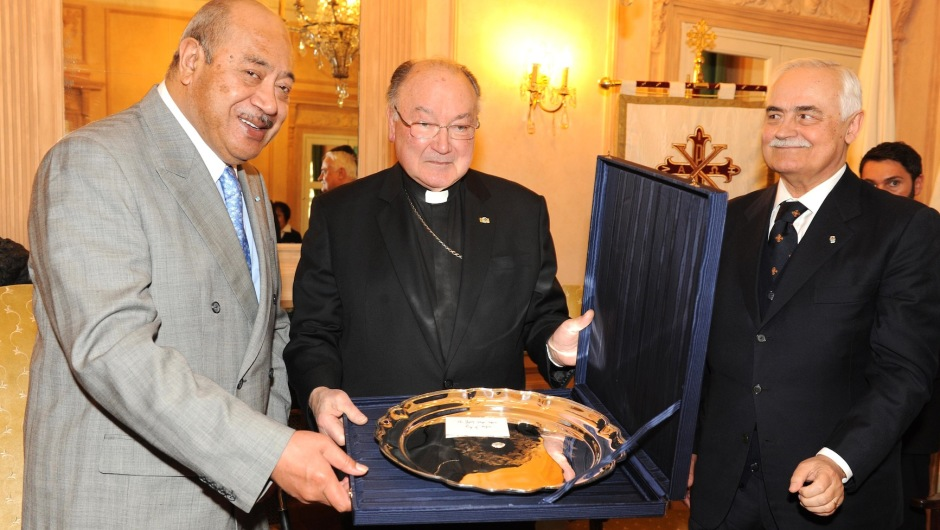 King George Tupou V of Tonga passes away