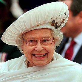Queen Elizabeth II sends Diamond Jubilee message