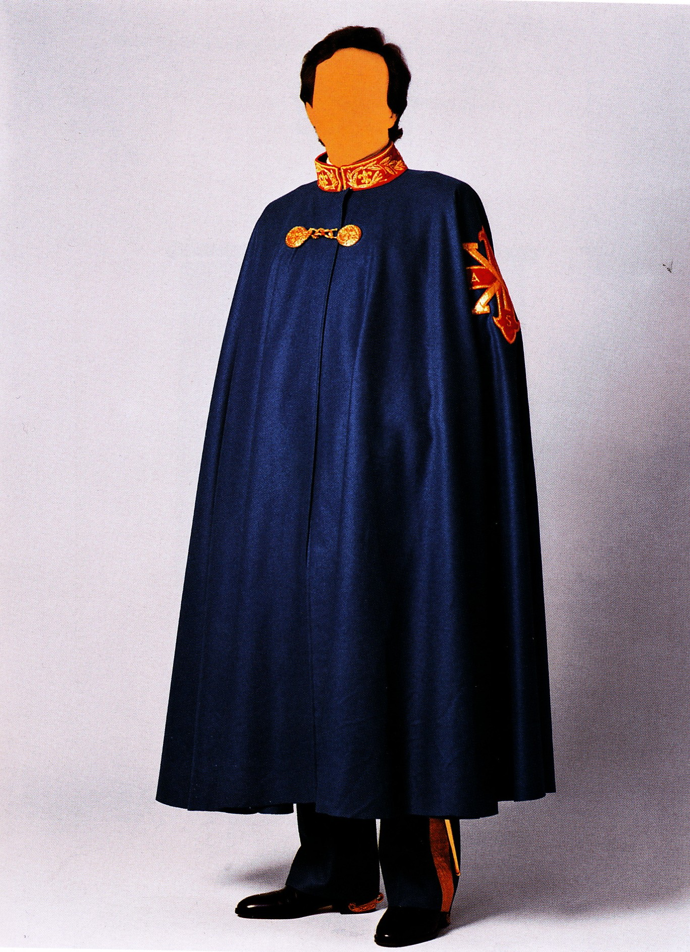 Mantle Cape of the Order