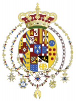 SAR la Princesse Camilla de Bourbon des Deux Siciles, Duchesse de Castro,