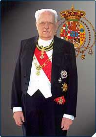HRH Prince Ferdinand,Duke of Castro,