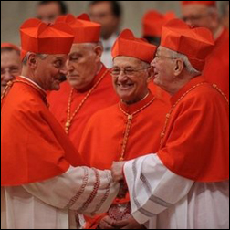 The Order and the College of Cardinals