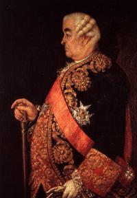 Prime Minister Bernardo Tanucci