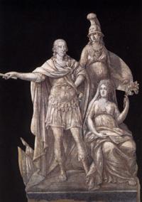 Ferdinand et Marie-Caroline