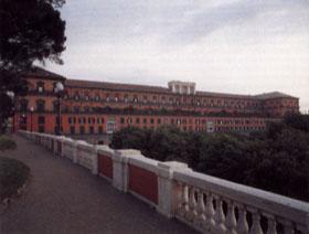 Façade overlooking Piazza del Plebiscito