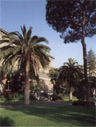 Jardines del Palacio Real de Nápoles