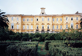 The Royal Palace of Portici today