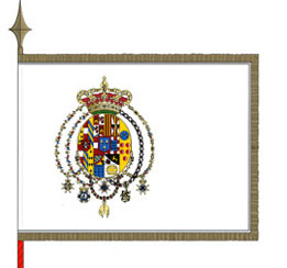 La Bandiera del Regno delle Due Sicilie