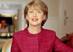 President Mary McAleese of Ireland sent message to the Constantinian Order
