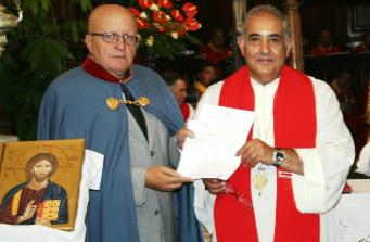 Celebrazioni religiose per festa del Patrono S. Giacomo Apostolo