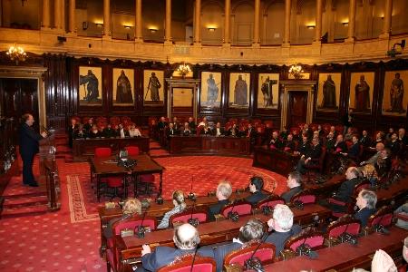 Conferimento di onorificenze a Bruxelles-2