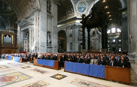 Pellegrinaggio della Delegazione Lombarda a Roma