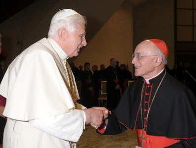 Udienza del Santo Padre Benedetto XVI