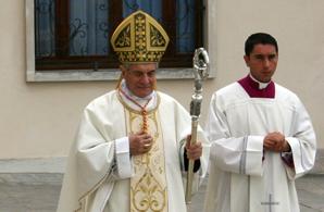 Misa de Sufragio por el Cardenal Pompedda