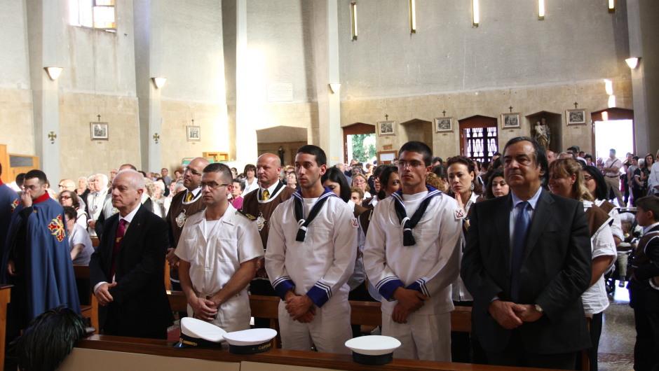 Ordine Costantiniano Invitato Alla Festa di S. Antonio