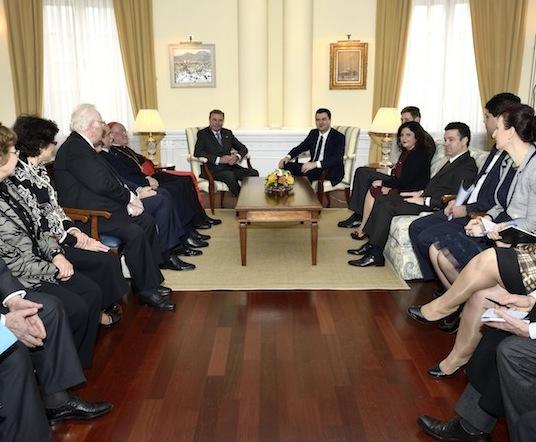 Visita ufficiale in Albania di S.A.R. il Principe e Gran Maestro