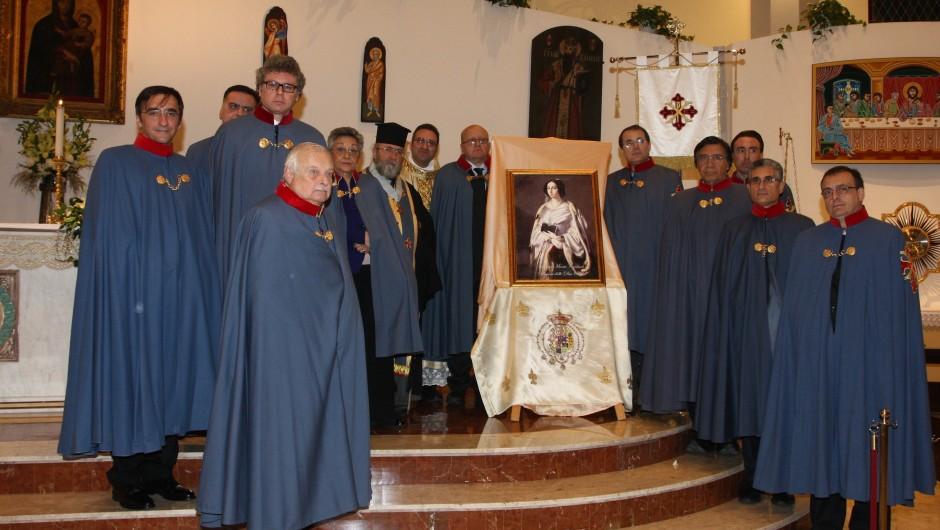 S. MESSA DI RINGRAZIAMENTO PER LA BEATIFICAZIONE DI MARIA CRISTINA REGINA DELLE DUE SICILIE