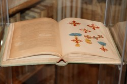 antico libro costantiniano