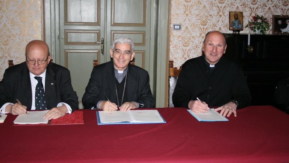 S. Maria degli Agonizzanti a Monreale affidata al Sacro Ordine Costantiniano di S. Giorgio