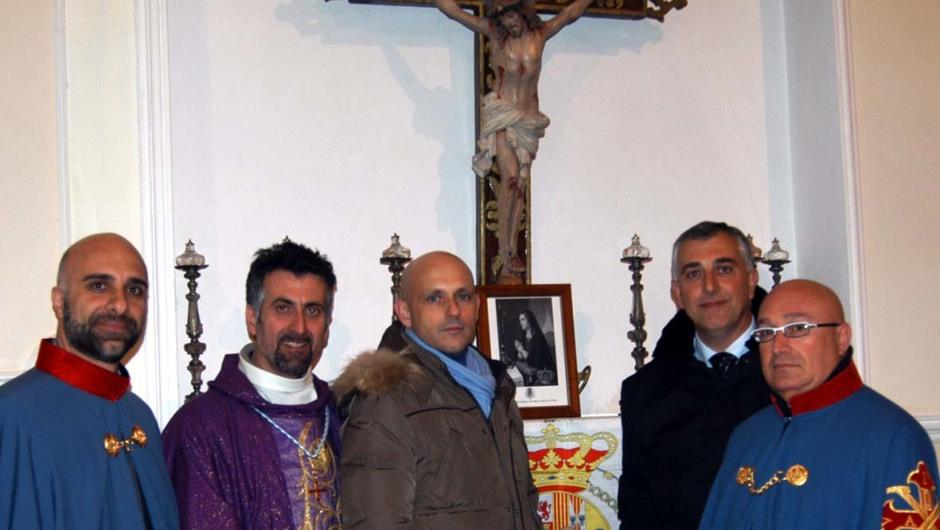 S. Messa di Ringraziamento per la Beatificazione di Maria Cristina, Regina delle Due Sicilie
