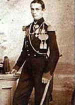 SAR el Príncipe Alfonso, Conde de Caserta,