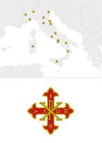 Delegaciones en Italia