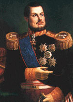 HM Ferdinand II, King of the Two Sicilies,