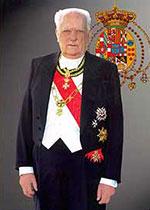 SAR il Principe Ferdinando, Duca di Castro,