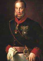 HM Francis I, King of the Two Sicilies,