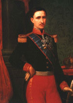 HM Francis II, King of the Two Sicilies,