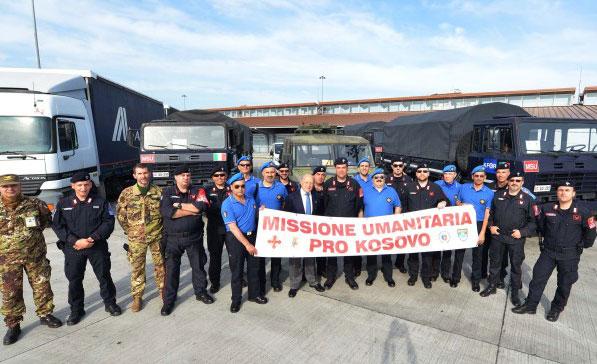 KOSOVO, 11-13 maggio 2014 – La missione della Delegazione Campana in Kosovo
