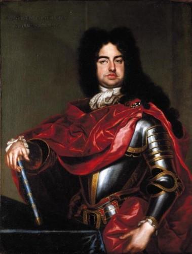 Il Duca Antonio Farnese successore di Francesco