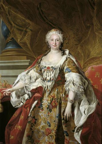 Elisabetta Farnese Regina di Spagna e consorte di Filippo V