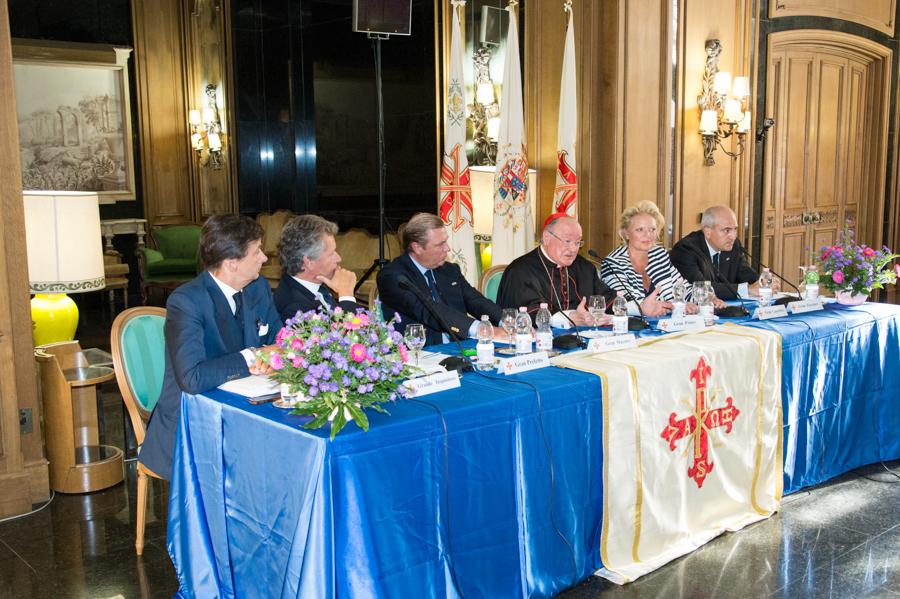 Incontro Collegiale tra le Grandi Cariche, i Delegati e i Rappresentanti – 12, 13 e 14 settembre 2014