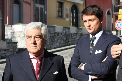 2) il B.ne pietro beneventano del Bosco con il nipote Ettore