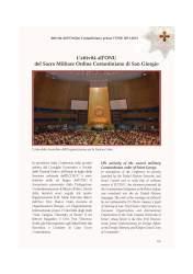 Attività SMOC all' ONU 2011-2012