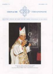 Cover Cronache 1999