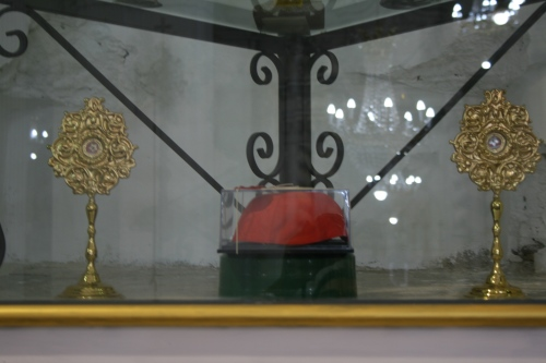 zucchetto del cardinale RR Martino