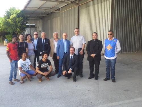 6 agosto 2015 a Capua