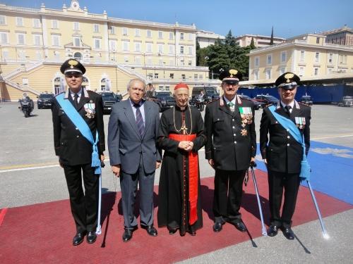 (rid) - Card. A. Bagnasco 5 giugno 2015 Legione Carabinieri Genova - Copia