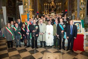 Genova 21 nov '15 Virgo Fidelis & Giornata dell'Orfano (2)