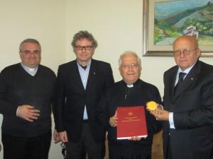 S.E Rev.ma Mons. Zambito