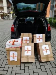 Pistoia consegna generi alimentari 2