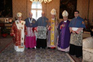 Sacro Militare Ordine Costantiniano di San Giorgio Investitura 2017 Monreale (1)