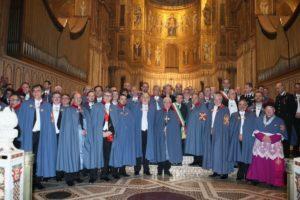 Sacro Militare Ordine Costantiniano di San Giorgio Investitura 2017 Monreale (15)