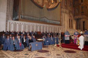 Sacro Militare Ordine Costantiniano di San Giorgio Investitura 2017 Monreale (4)