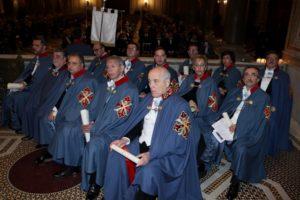 Sacro Militare Ordine Costantiniano di San Giorgio Investitura 2017 Monreale (8)