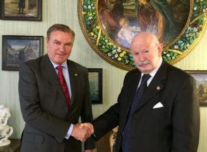 Foto Duca di Castro e Luogotenente del Gran Maestro
